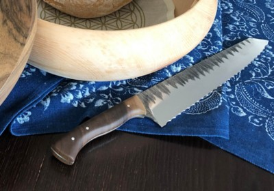 Brotmesser handgeschmiedet