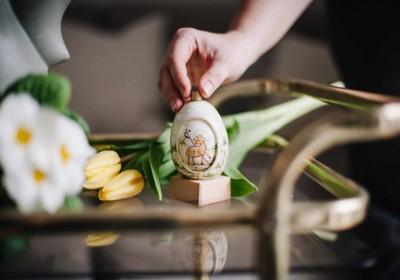 Drehei aus dem Salzkammergut