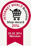 Servus Marktplatz Internet World Shop Award